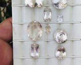 118 carats imperial topaz Gemstones parcel