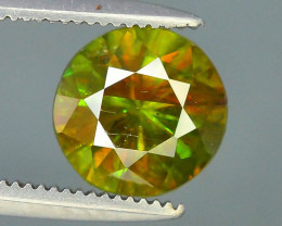 AAA Color 1.40 ct Chrome Sphene from Himalayan Range Skardu Pakistan