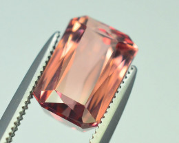 AAA Grade 3.05 ct Amazing Yellowish Pink Tourmaline~AS