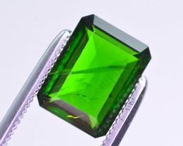 Rare 1.90 Ct Top Quality Natural Chrome Diopside