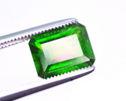 Rare 2.30 Ct Top Quality Natural Chrome Diopside