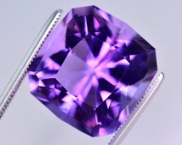 14.35 Ct Top Quality Natural Amethyst ~ Uruguay