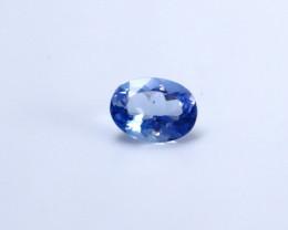 0.70 CT Certified|GGTI~ Blue Sapphire Gemstone