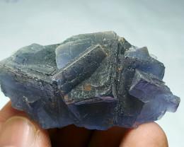 Amazing Natural color Fluorite have phantom good color 300Cts-Pakistan