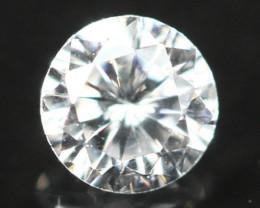 2.30mm D-F Color VS Clarity White Diamond