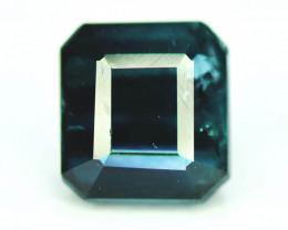 1.55 CT Indicolite Color Natural Tourmaline Gemstone