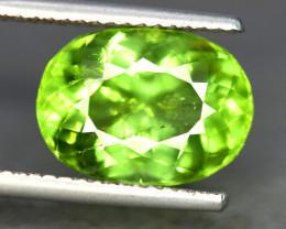 9.85 Ct Top Quality Oval Shape Peridot Gemstone