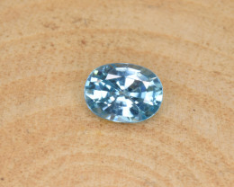 Natural Blue Zircon 1.90 Cts Top Luster Gemstone