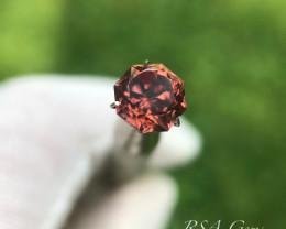 Brown Zircon - 3.74 carats