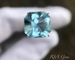 Aquamarine - 4.72 carats