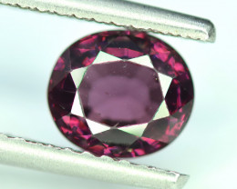 2.35 Carats Natural Purplish Pink Color Spinel Gemstone