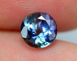 1.36cts TOP Colour Violet Blue D Block Tanzanite / AW151