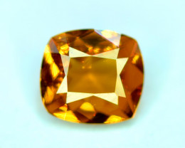 0.60 Carats Extremely Rare Clinohumite Gemstone