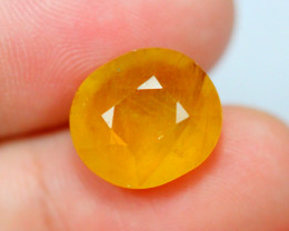 9.94cts Big Size Yellow Sapphire / AW166