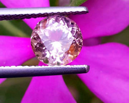 2.90  Carats Pink Color Tourmaline Gemstone