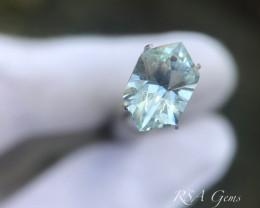 Aquamarine - 1.72 carats