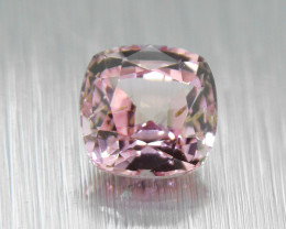 Unheated Pink Sapphire , good brilliance & well-cut (01532)