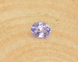 Natural Sapphire 0.81 Cts from Sri Lanka