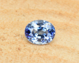 Natural Sapphire 0.86 Cts from Sri Lanka