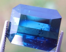 #174 7.50CT INK BLUE UNTREATED