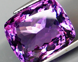 20.49 ct. 100% Natural Top Nice Purple Amethyst Unheated Brazil
