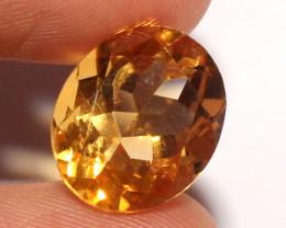 4.50 CT Natural Citrine Faceted Gemstone 3