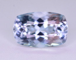 2.80 Ct Brilliant Color Natural Aquamarine