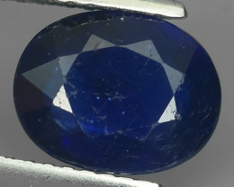 2.50 CTS EXCEPTIONAL NATURAL SAPPHIRE BLUE MADAGASCAR