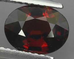2.25 CTS DAZZLING GOOD LUSTER 100% NATURAL SPESSARTITE GARNET GEM STONE