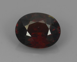 2.60 CTS DAZZLING GOOD LUSTER 100% NATURAL GARNET GEM STONE
