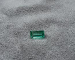 Stunning 3.06ct Colombian Emerald Ref 64/76