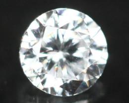 2.00mm D-F Color / VS Clarity Round Brilliant Cut Diamond