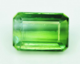 SALE 1.65 CT Top Quality Natural Mint Color Tourmaline Gemstone