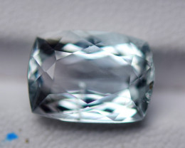 Aquamarine, 6.00 cts Top Color Natural Aquamarine from Pakistan