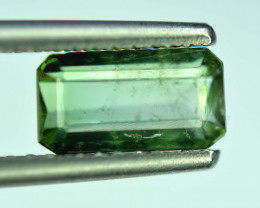 SALE 2.50 CT Top Quality Natural Mint Color Tourmaline Gemstone