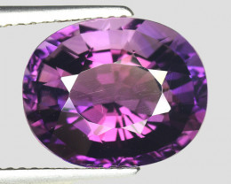 6.00 Ct Natural Amethyst Awesome Color & Luster Gemstone AM2