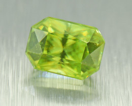 Natural Sphene 1.30ct,  Amazing fire, eye clean  (01591)