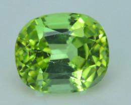 AAA Grade 1.99 ct Afghan Lime Green Tourmaline Sku-33