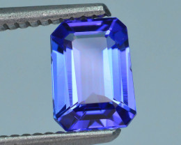 Tanzanite  1.51  ct eye catching Color SKU.14
