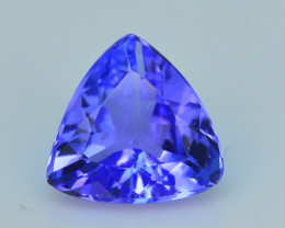 Tanzanite  1.01 ct eye catching Color SKU.14