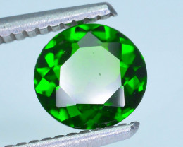 Forest Green Russian 1.27 ct Chrome Diopside SKU.2