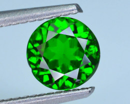 Forest Green Russian 1.42 ct Chrome Diopside SKU.2