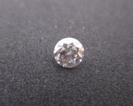 IGL Certified Natural Light Brown Diamond - 0.78 ct