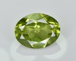 2.0 Crt Peridot Faceted Gemstone (R12)