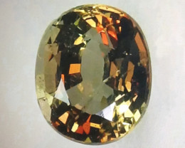 Natural Andalusite 1.11cts.