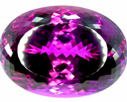 950 Carats Top Quality AAA+ Color Flawless Clarity Kunzite Gemstone