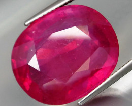 27.96 Cts . Top Quality Natural Ruby Winza Tanzania Gem