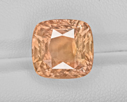 Padparadscha Sapphire, 13.28ct - Mined in Sri Lanka | Certified by GRS