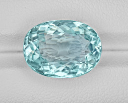 Paraiba Tourmaline, 8.82ct - Mined in Mozambique | Certified by GIA