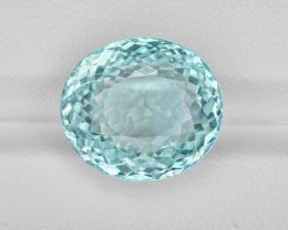 Paraiba Tourmaline, 12.10ct - Mined in Mozambique | Certified by GIA